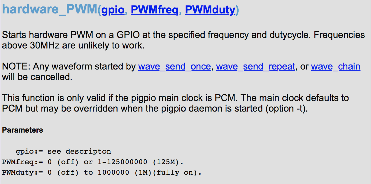 Wiringpi Hardware Pwm C New Era Of Wiring Diagram Led Using Clk To Get Exact Timings On A Raspberry Pi Nerdhut Rh De