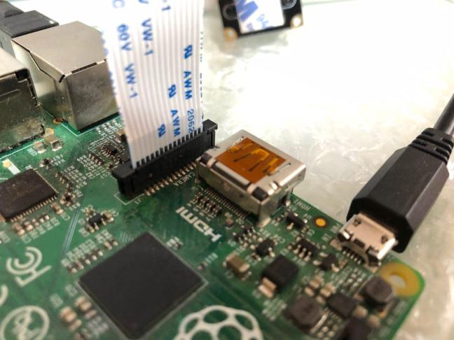 Low latency and high FPS camera stream with a Raspberry Pi – nerdhut